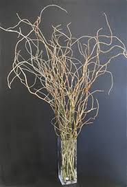 curly willow centerpieces curly willow centerpiece kit shipping included