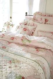 bedding design simply shabby chic twin bedding floral shabby