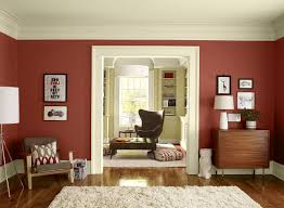 wall paint two color combination living room tagged painting