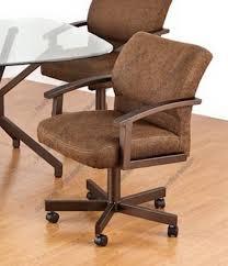 tempo industries fairfax swivel u0026 tilt dining arm chair with