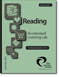 accelerated learning lab all curriculum pace learning systems