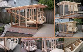 Backyard Chicken Coop Ideas How To Build A Simple Chicken Coop Home Design Garden