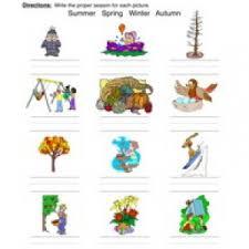seasons of the year worksheets have fun teaching
