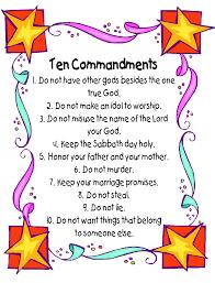 ten commandment coloring pages ten commandments kids printable catholic 10 commandments coloring