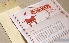 printable santa letters the elli blog