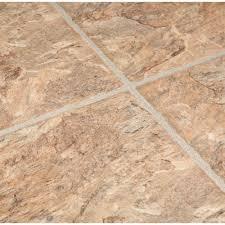 trafficmaster allure 12 in x 36 in red rock luxury vinyl tile