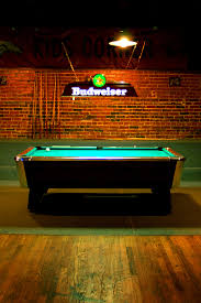 6 foot bar table the six foot pool table for smaller spaces pools billiards and more
