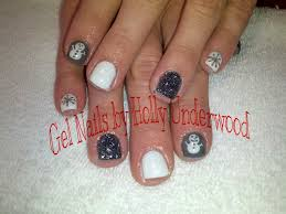 gel nails and toes by holly 435 709 toes
