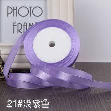 ribbon cheap 10mm 25 yard single silk satin ribbon cheap decorative gift