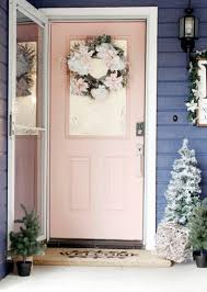 prescott view home reno holiday front door makeover and easy