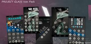adw launcher themes apk go apex project glass icons pack theme android forums at