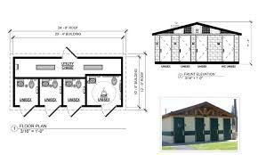 Concrete Block Floor Plans Public Restroom Company U0027s Manufacturing Process