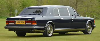 roll royce brunei used 1993 rolls royce silver spur ii iii for sale in essex