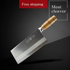 couperet de cuisine couperet chinois 5cr15mov alimentaire tranche couteau de cuisine
