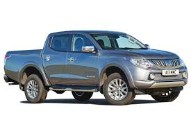 mitsubishi l200 2004 mitsubishi l200 pickup review carbuyer