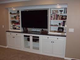 Kitchen Cabinet Entertainment Center White Cabinets Entertainment Center Shaker Style Cliqstudios