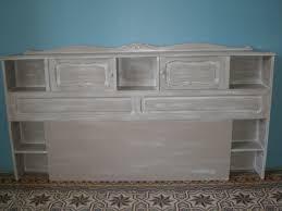 un cosy devient tete de lit nature cama祚eu relooking de meubles