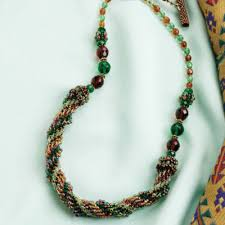 necklace beaded designs images Free beading patterns you have to try jpg