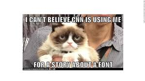 Cheezburger Meme Builder - want meme to have an impact use this font cnn