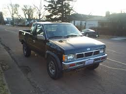 lifted nissan hardbody 2wd 1995 nissan truck information and photos momentcar