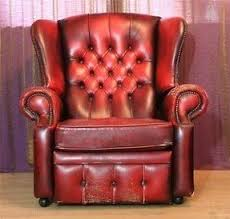 Chesterfield Wing Armchair Queen Anne Recliners Foter
