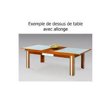 Table Bois Rallonges Integrees by Table Blanche Carre Avec Rallonges Gallery Of Carree Blanche Avec