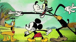 dog show mickey mouse cartoon disney shows