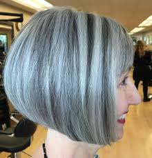 hair colors for women over 60 gray blue 60 gorgeous gray hair styles gray balayage balayage and bobs