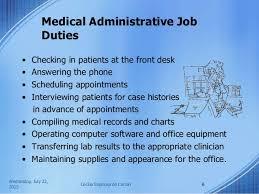 medical laboratory assistant resume sample medical administrative
