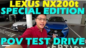 lexus nx turbo paultan 2017 malaysia lexus nx200t special edition pov test drive