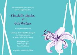 emily post wedding invitation wording samples