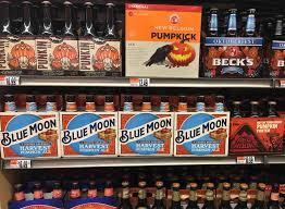 Pumpkin beer is super gross