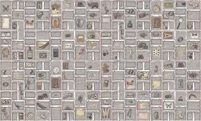Stone Wall Mural The Memory Box Light R14262 Wall Murals Wallpaper Rebel Walls