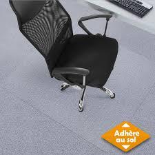 tapis de sol bureau tapis protège sol bureau protection et confort sur sol mou