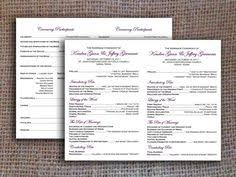 catholic wedding program templates with mass catholic mass wedding program catholic wedding wedding