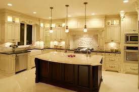 Kitchen Islands With Sinks Kitchen Island With Sink And Raised Bar Curved Pull Down Chrome