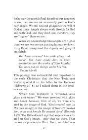a divine revelation of angels mary k baxter