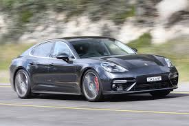 porsche sedan 2016 2017 porsche panamera quick review