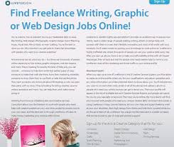 graphic design works at home places to find freelance graphic design jobs