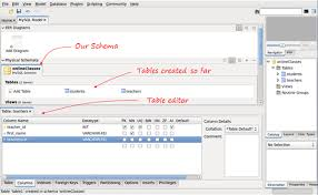 Change Table Name In Mysql Visual Database Creation With Mysql Workbench