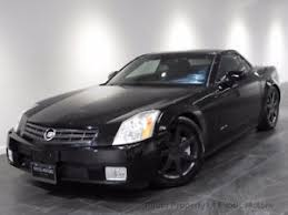 cadillac xlr black 2006 cadillac xlr 2dr convertible ebay