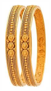 bangles bracelet images Buy traditional antique gold plated flower designer 2 2 size jpg