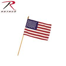 Flags American Rothco Mini American Flag