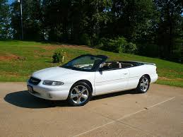 chrysler sebring bentley chrysler sebring jxi chrysler pinterest cars car shop and