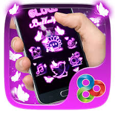 hello go launcher ex theme apk glow butterfly go launcher apk