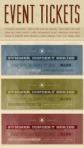 34 best design ticket images on pinterest creativity banquet