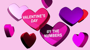 how much will the u s spend on valentine u0027s day video