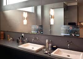 Mirror Bathroom Tv Bathroom Tv Mirror Ebay Completely Vanishing Mirror Design