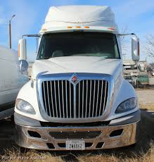 luxury semi trucks cabs 2010 international prostar eagle semi truck item l4946 s