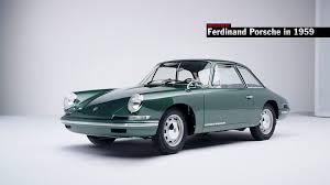 porsche 989 кабриолет cayenne и предок купе 911 пять главных концепт каров